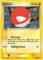 Voltorb - 80/101 - Common - Reverse Holo