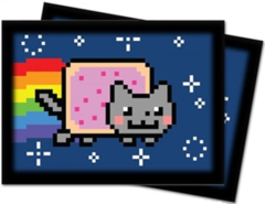 Ultra Pro Small Size Nyan Cat Sleeves - 60 Count