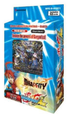 Buddyfight Ace BFE-S-SD01 Dradeity Start Deck