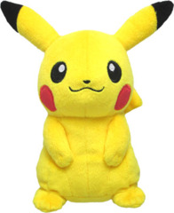 Japanese Pokemon Pikachu 7