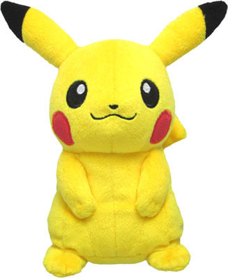 Japanese Pokemon Pikachu 7 Plush PP01
