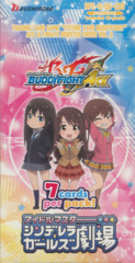 Buddyfight Ace BFE-S-UB-C03 THE IDOLM@STER CINDERELLA GIRLS Theater Booster Box