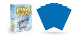 Dragon Shield Matte Standard-Size Sleeves - Sky Blue - 100ct