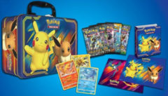 Pokemon Fall 2018 Pikachu & Eevee Collector's Chest