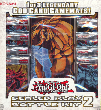 Yu-Gi-Oh Battle Pack #2 Sealed Play Battle Kit: Ra