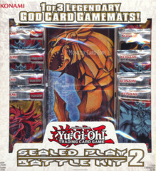 Yu-Gi-Oh Battle Pack #2 Sealed Play Battle Kit: Ra
