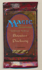 MTG GERMAN Revised 3rd EDITION Booster Pack FBB Foreign Black Bordered