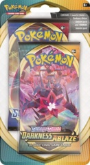 Pokemon SWSH3 Darkness Ablaze Bonus Pack Blister (2 Packs)