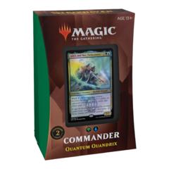MTG Strixhaven: School of Mages 2021 Commander Deck - Quantum Quandrix