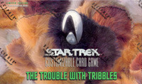 Star Trek CCG The Trouble With Tribbles Booster Box