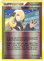 Cynthia's Feelings - 131/146 - Uncommon - Reverse Holo