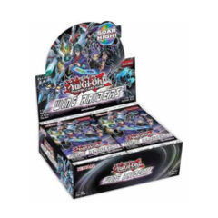 Yu-Gi-Oh Wing Raiders Booster Box - 1st Edition