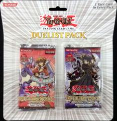 Yu-Gi-Oh Duelist Pack Jaden & Chazz Blister Pack