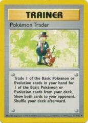 Pokemon Trader - 77/102 - Rare - Shadowless Edition