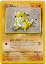 Sandshrew 91/130 Common
