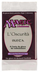 MTG The Dark Booster Pack (Italian)