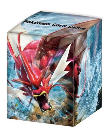 Japanese Pokemon XY9 Rage of the Broken Heavens Shining Gyarados Deck Box