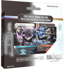 Final Fantasy TCG Villains & Heroes 2-Player Starter Set