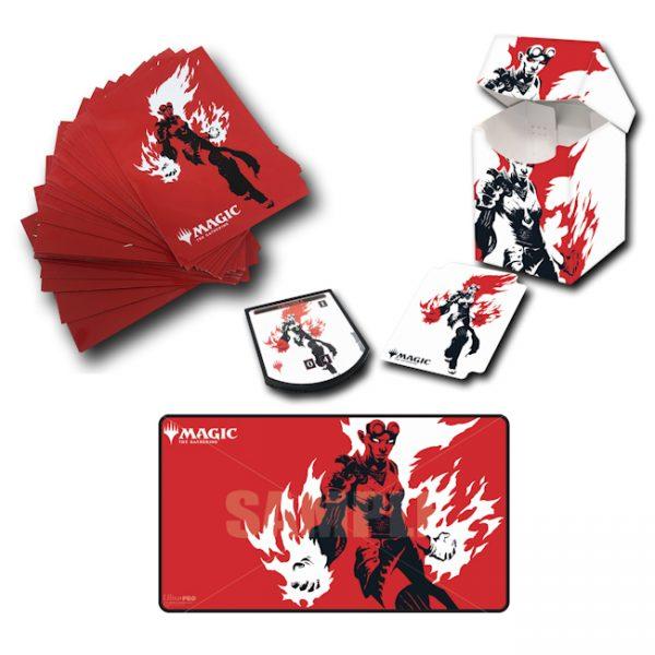 Ultra Pro Magic The Gathering Accessories Bundle - Chandra