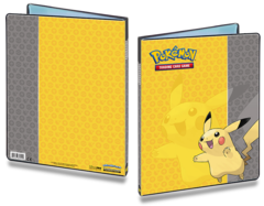 Ultra Pro Pokemon Pikachu 9-Pocket Portfolio