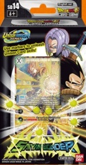 Dragon Ball Super Card Game DBS-SD14 Series 10 Starter Deck