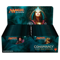MTG Conspiracy #2 Take the Crown Booster Box