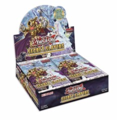 Yu-Gi-Oh Secret Slayers 1st Edition Booster Box