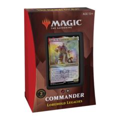 MTG Strixhaven: School of Mages 2021 Commander Deck - Lorehold Legacies