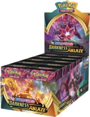 Pokemon SWSH3 Darkness Ablaze Prerelease Build & Battle Kit Display Box (10 Kits)