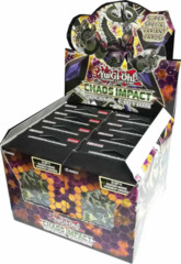 Yu-Gi-Oh Chaos Impact Special Edition Display Box