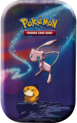 Pokemon Kanto Power Mini Tin: Mew