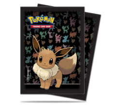 Ultra Pro Standard Size Pokemon Sleeves - Eevee - 65ct