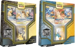 Pokemon League Battle Decks - Set of 2