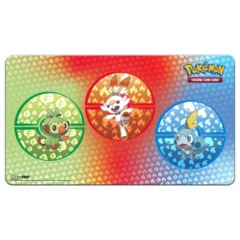 Ultra Pro Pokemon Sword & Shield Galar Starters Playmat