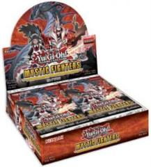 Yu-Gi-Oh Mystic Fighters 1st Edition Booster Box