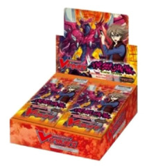 Cardfight!! Vanguard VGE-BT17 Blazing Perdition Booster Box
