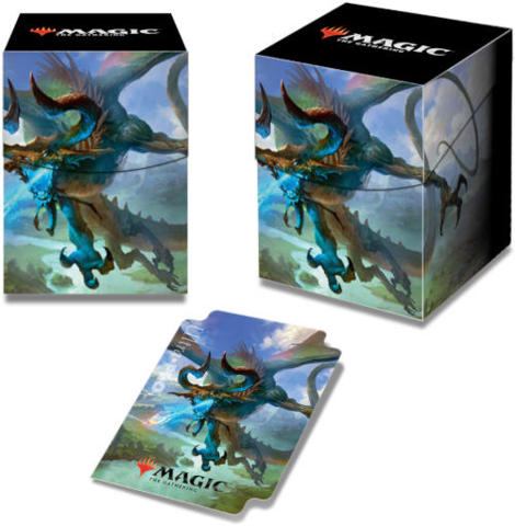 Ultra Pro MTG M19 Nicol Bolas, the Ravager Deck Box