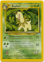 Bayleef - 28/111 - Uncommon - Unlimited Edition