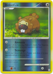 Bidoof - 70/130 - Common - Reverse Holo