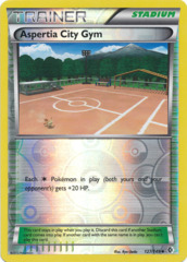 Aspertia City Gym - 127/149 - Uncommon - Reverse Holo