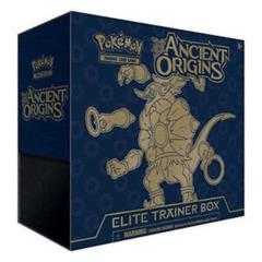 Pokemon XY7 Ancient Origins Elite Trainer Box