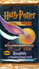 Harry Potter Quidditch Cup Booster Pack