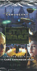 Coruscant Booster Pack