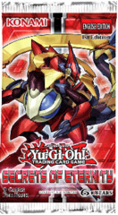 Yu-Gi-Oh Secrets of Eternity 1st Edition Booster Pack