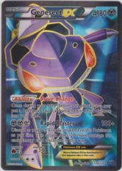 Genesect EX 120/124 - Full Art Rare