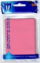 Max Protection Alpha Gloss Standard Size Sleeves - Pink- 50ct