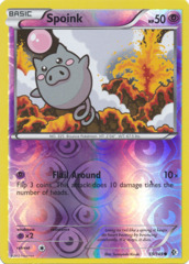 Spoink - 59/149 - Common - Reverse Holo