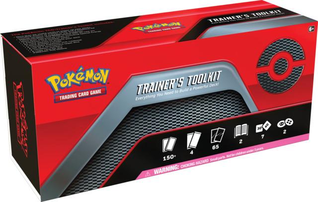 2020 Pokemon Trainers Toolkit