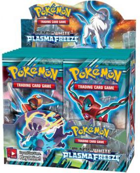 Pokemon Black & White BW9 Plasma Freeze Booster Box