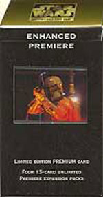 Enhanced Premiere Boba Fett Blaster Rifle Package